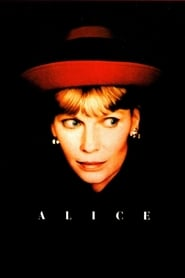 """Poster for the movie """"Alice"""""""