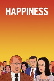 """Poster for the movie """"Happiness"""""""