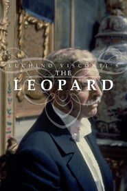 """Poster for the movie """"The Leopard"""""""