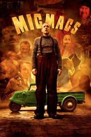 """Poster for the movie """"Micmacs"""""""