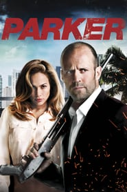 """Poster for the movie """"Parker"""""""