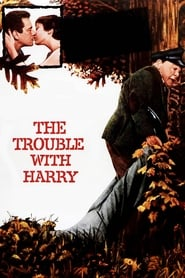 """Poster for the movie """"The Trouble with Harry"""""""