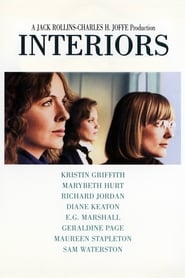 """Poster for the movie """"Interiors"""""""