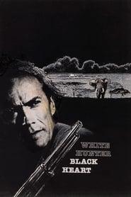 """Poster for the movie """"White Hunter, Black Heart"""""""