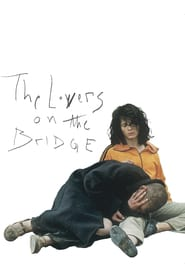 """Poster for the movie """"The Lovers on the Bridge"""""""