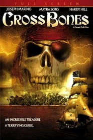 """Poster for the movie """"CrossBones"""""""
