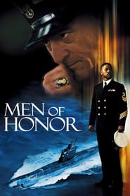"""Poster for the movie """"Men of Honor"""""""