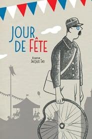 """Poster for the movie """"Jour de Fête"""""""