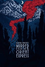 """Poster for the movie """"Murder on the Orient Express"""""""