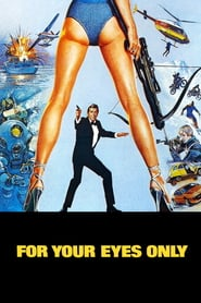 """Poster for the movie """"For Your Eyes Only"""""""