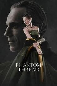 "Poster for the movie ""Phantom Thread"""