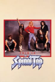 """Poster for the movie """"This Is Spinal Tap"""""""