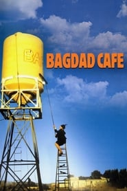 """Poster for the movie """"Bagdad Cafe"""""""