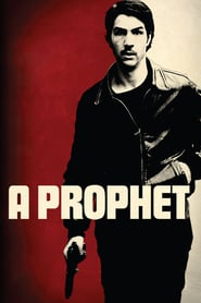 """Poster for the movie """"A Prophet"""""""